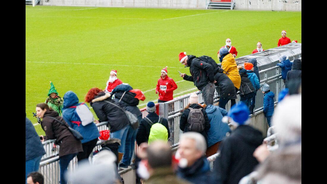St. Pauli X-Mass-Run 2019