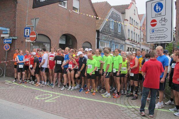 Stadtfestlauf Lüdinghausen 1
