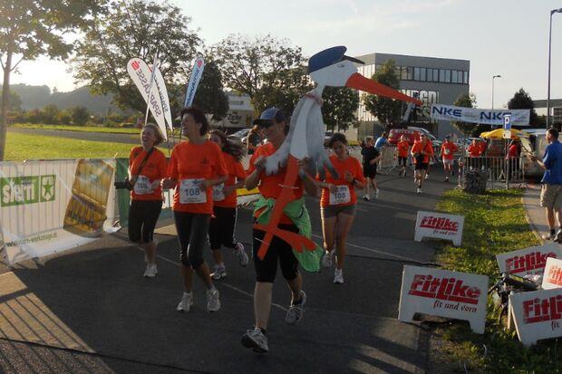 Stadtgut Steyr Ultralauf Event 1
