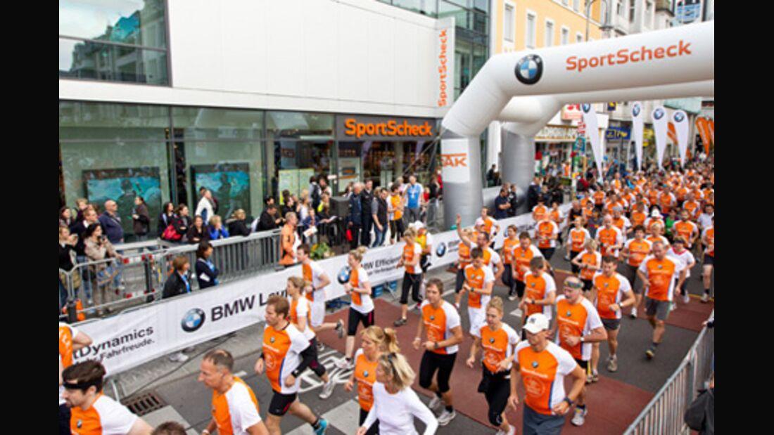 Stadtlauf Berlin von SportScheck und BMW 1