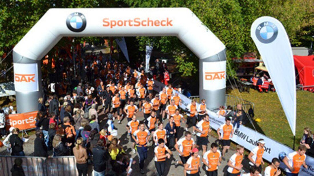 Stadtlauf Freiburg von SportScheck und BMW 1