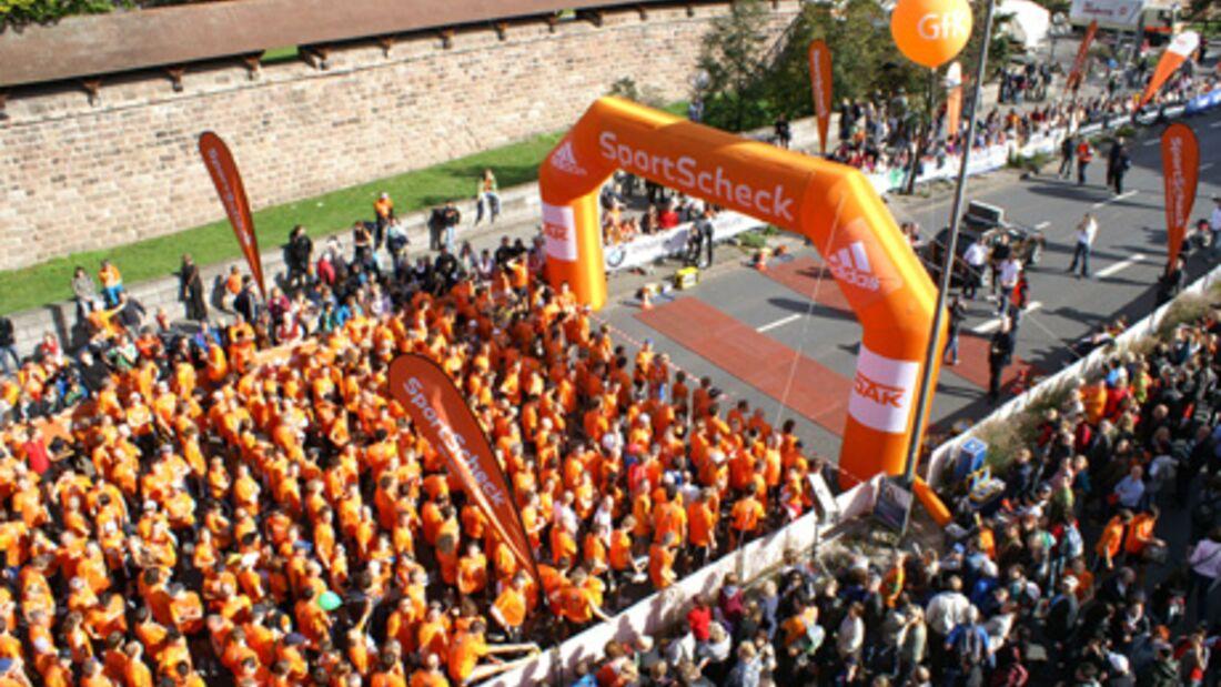 Stadtlauf Nürnberg von SportScheck