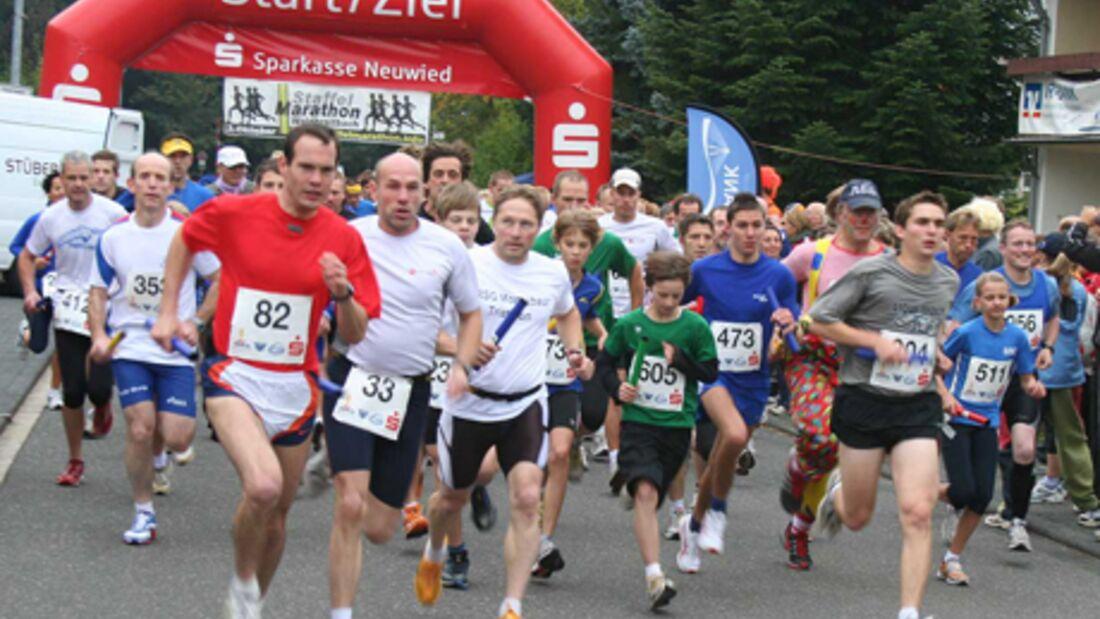 Staffel-Marathon Waldbreitbach