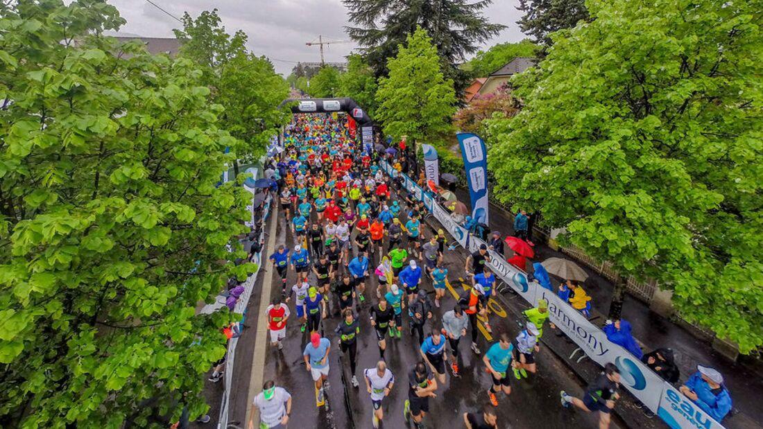 Start Genf-Marathon 2015