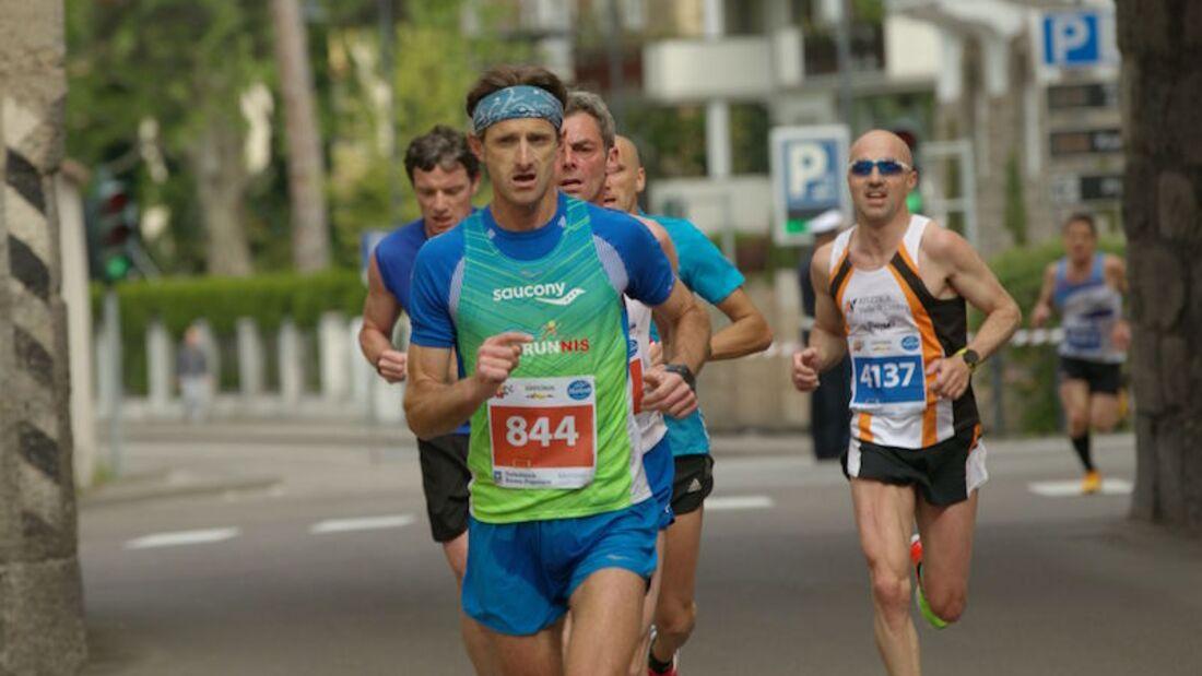 Start Südtiroler Top7-Laufserie