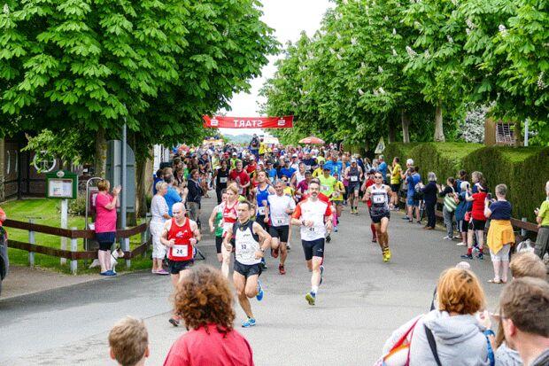 Start zum Fehmarn-Marathon