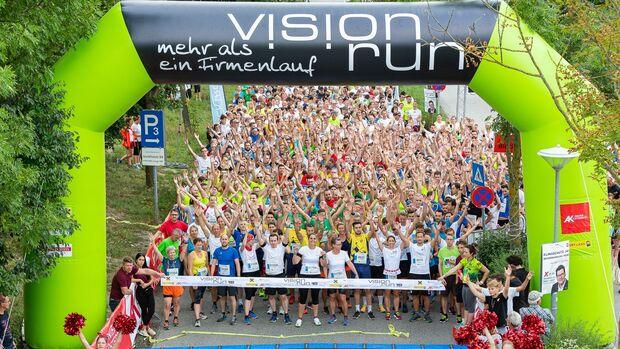 Start zum Start Vision Run St. Pölten