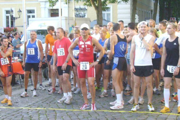Start zum Verdener Aller-Stadt-Lauf