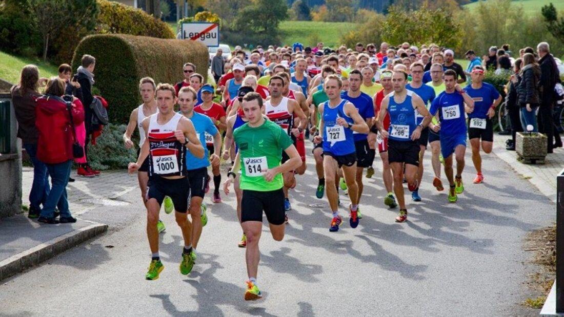 Start zur Herbst-Rosen-Trophy in Lengau