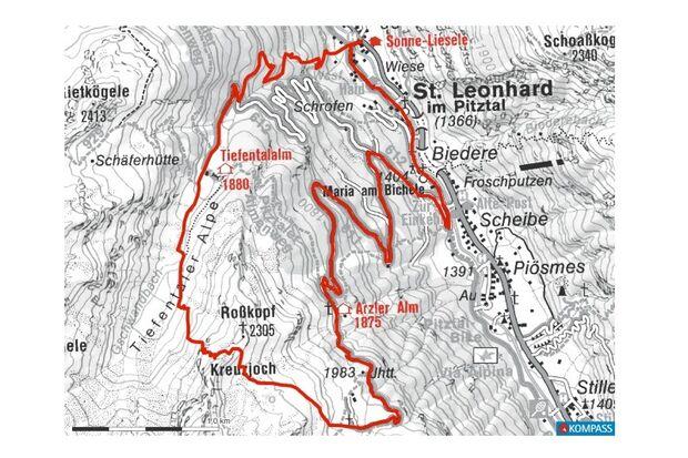 Steinbocktrophy St. Leonhard 2