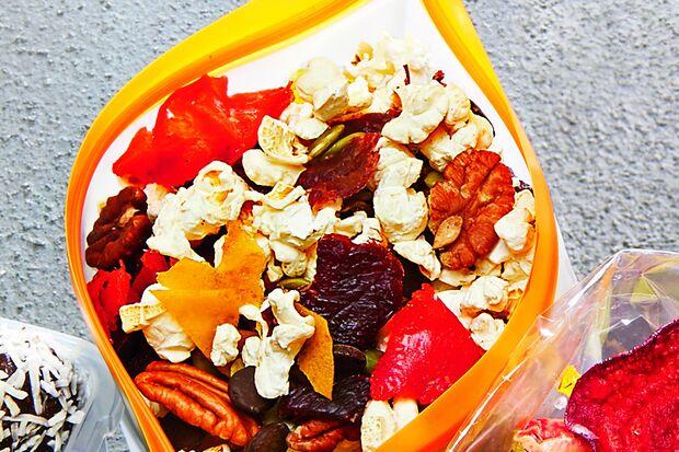 Studentenfutter spezial als Snack für unterwegs