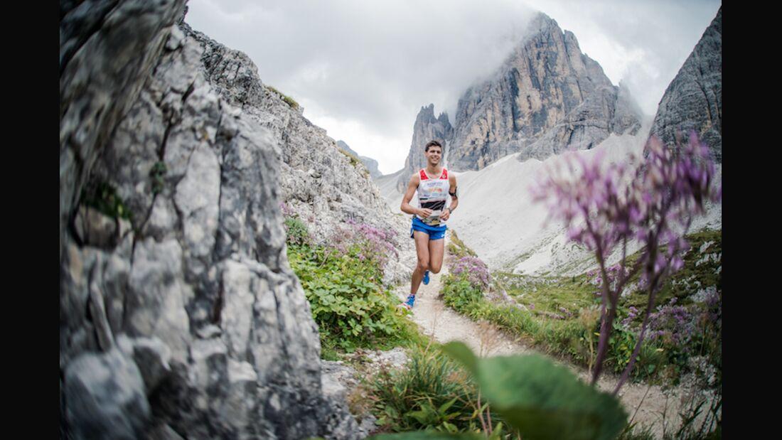 Südtirol Drei Zinnen Alpin Lauf 2017