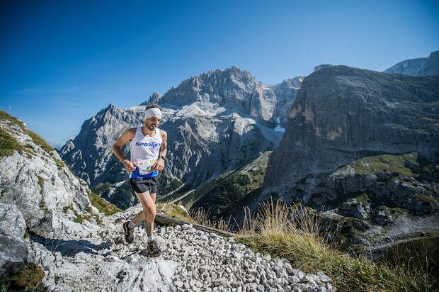 Südtirol Drei Zinnen Alpin Lauf Sexten 2017 Hannes Perkmann