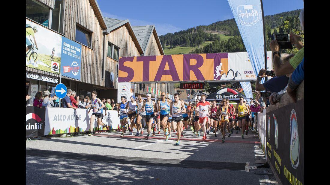Südtirol Drei Zinnen Alpine Run 2019