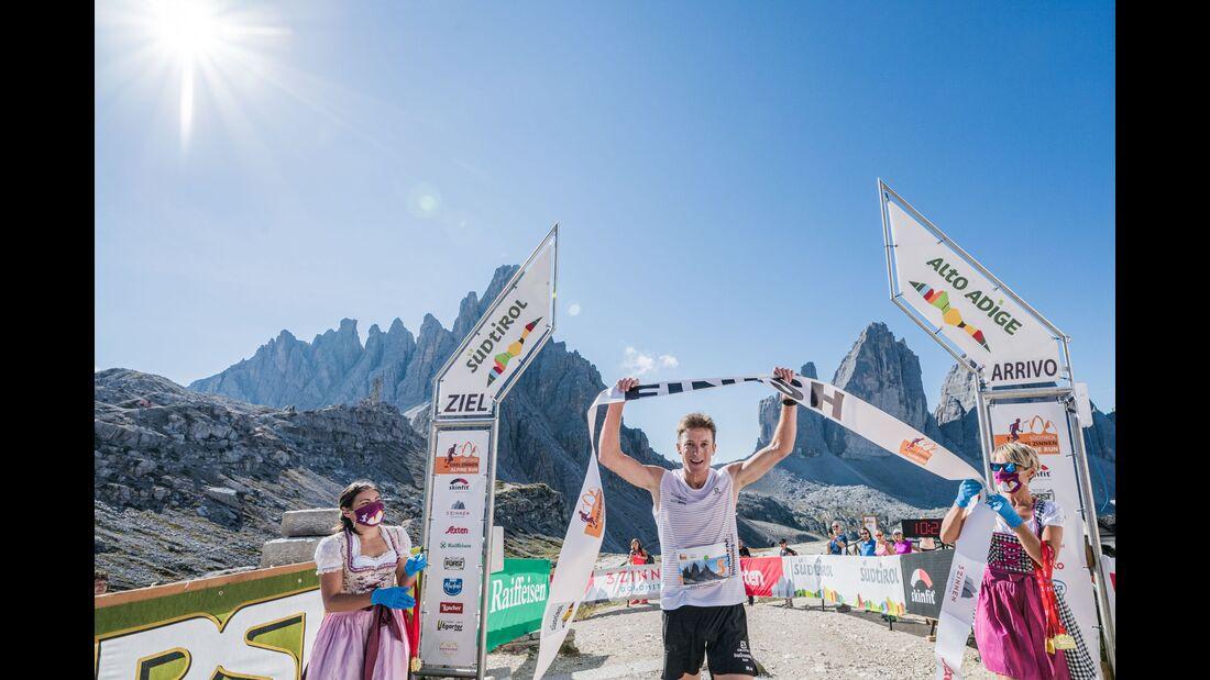 Südtirol Drei Zinnen Alpine Run 2020