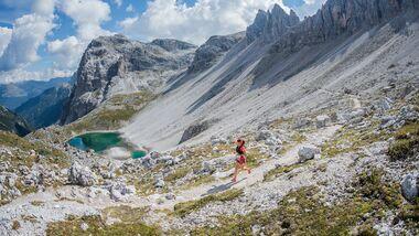 Südtirol Drei Zinnen Alpine Run 2021