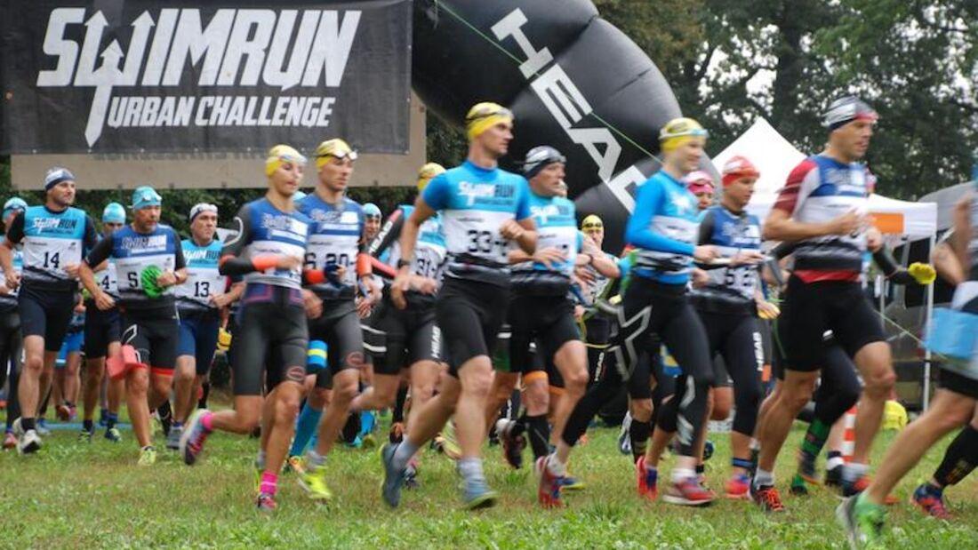 SwimRun Urban Challenge Ingolstadt 2018 Start