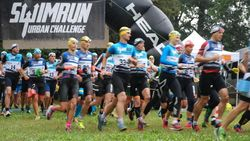 SwimRun Urban Challenge Ingolstadt 2018 Start