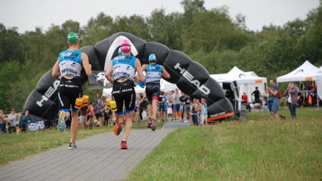 SwimRun Urban Challenge Norderstedt 2018 1