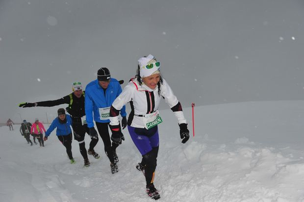 Swiss Snow Walk & Run Arosa 2016