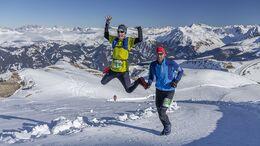 Swiss Snow Walk & Run Arosa 2020