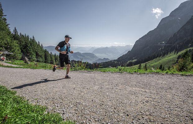 Swiss Trailrun Pilatus 2019 Ausblicke