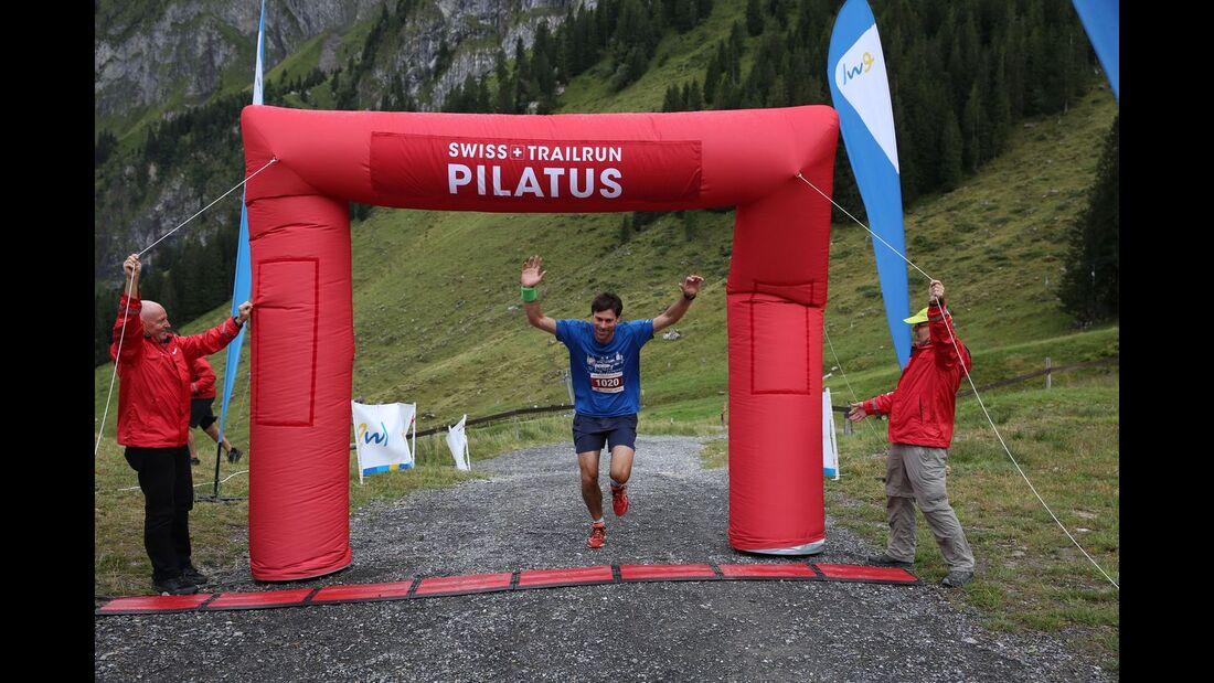 Swiss Trailrun Pilatus 2020