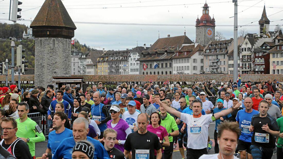 SwissCityMarathon Lucerne 2017