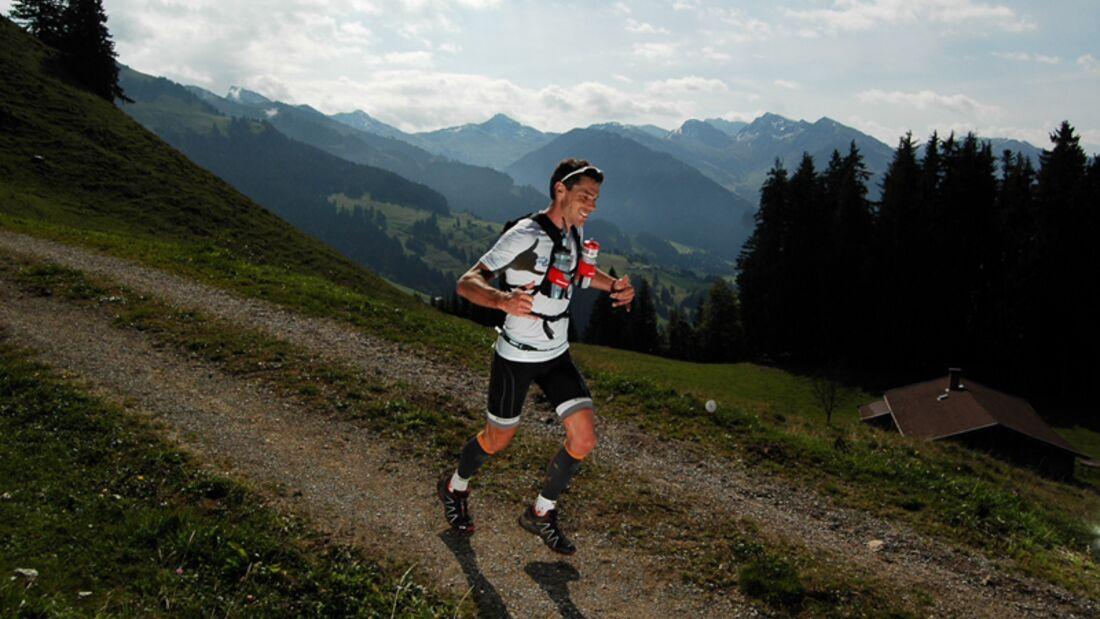 SwissJura-NatureTrail Hofstetten: Sieger 2012 in Aktion