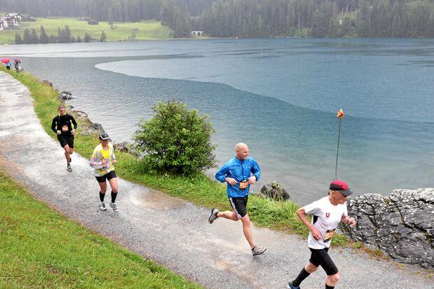 Swissalpine-Marathon Davos 2014