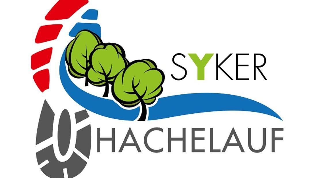 Syker Hachelauf Logo