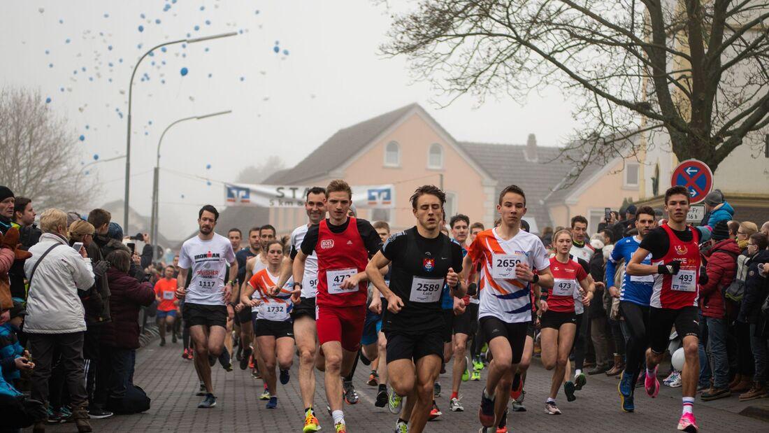 Sylvesterlauf Pfalzdorf 2019