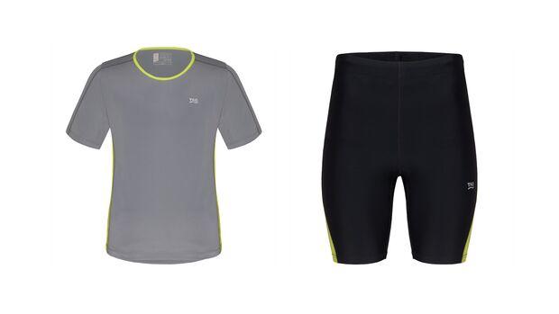 Tao Short und Shirt