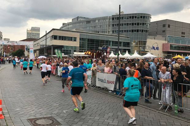 Targobank Run Duisburg 2017