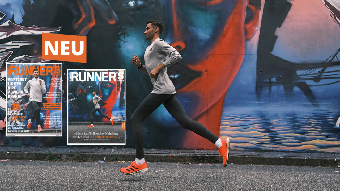 Teaser RUNNER'S WORLD Februar-Ausgabe 02/21