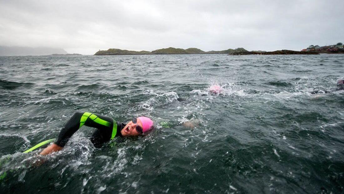 The Arctic Triple - Lofoten Triathlon Swim
