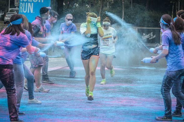 The Color Run Dortmund 3 2013