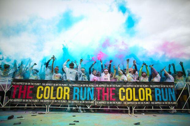 The Color Run München