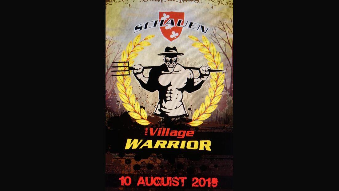 The Village Warrior Schauen 2019