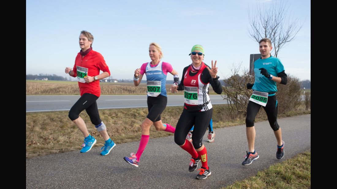 Thermen-Marathon Bad Füssing 2016