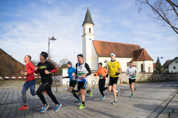 Thermen-Marathon Bad Füssing 2016