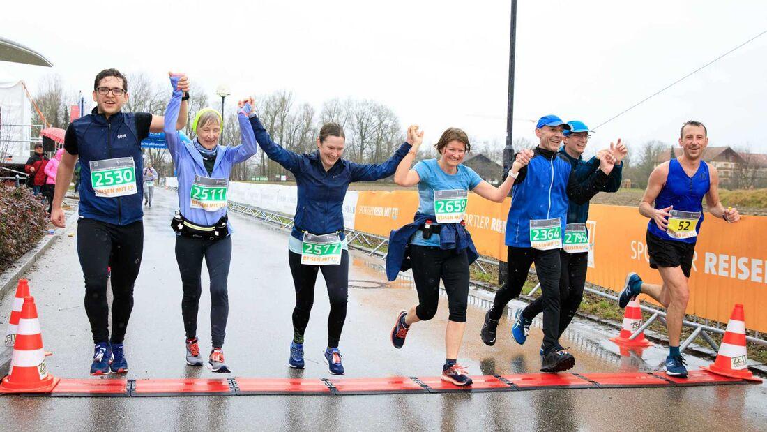 Thermenmarathon Bad Füssing 2020