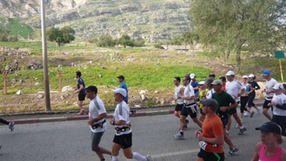 Tiberias Marathon