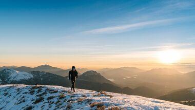 Tipps fürs Wintertraining