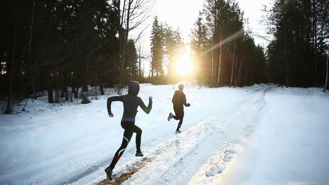 Tipps zum Wintertraining
