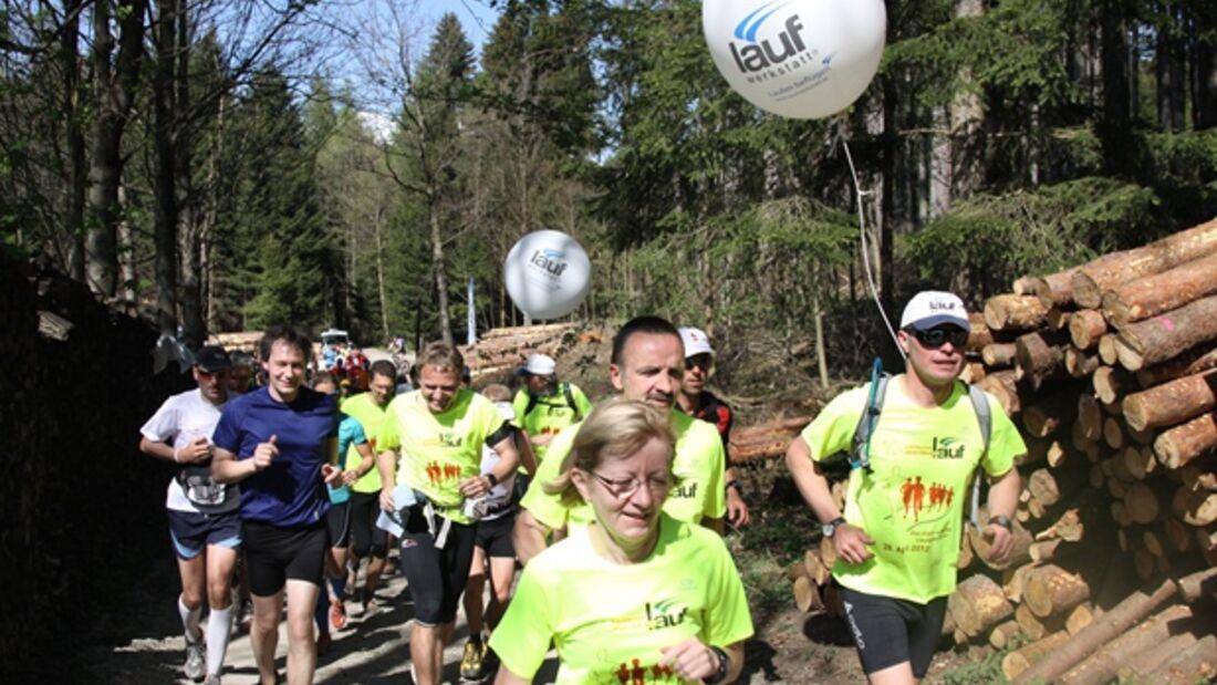Tiroler Abenteuerlauf Hall Teams