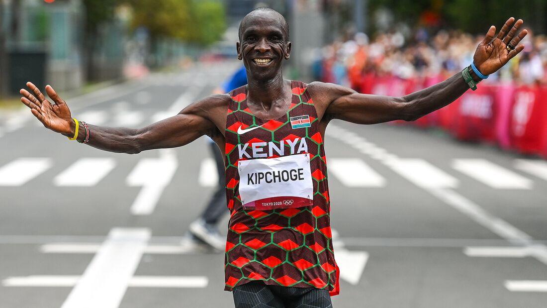 Tokyo 2020 Olympic Games - Day 16 - Men's Marathon