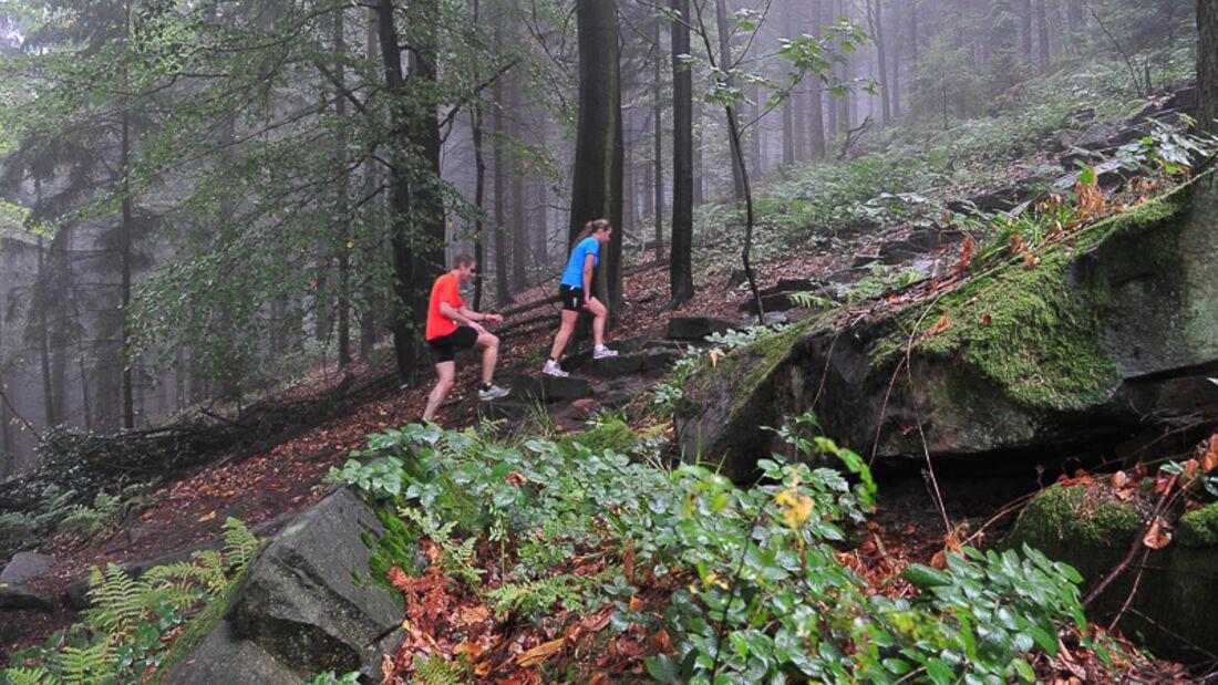 Trail-Marathon Heidelberg