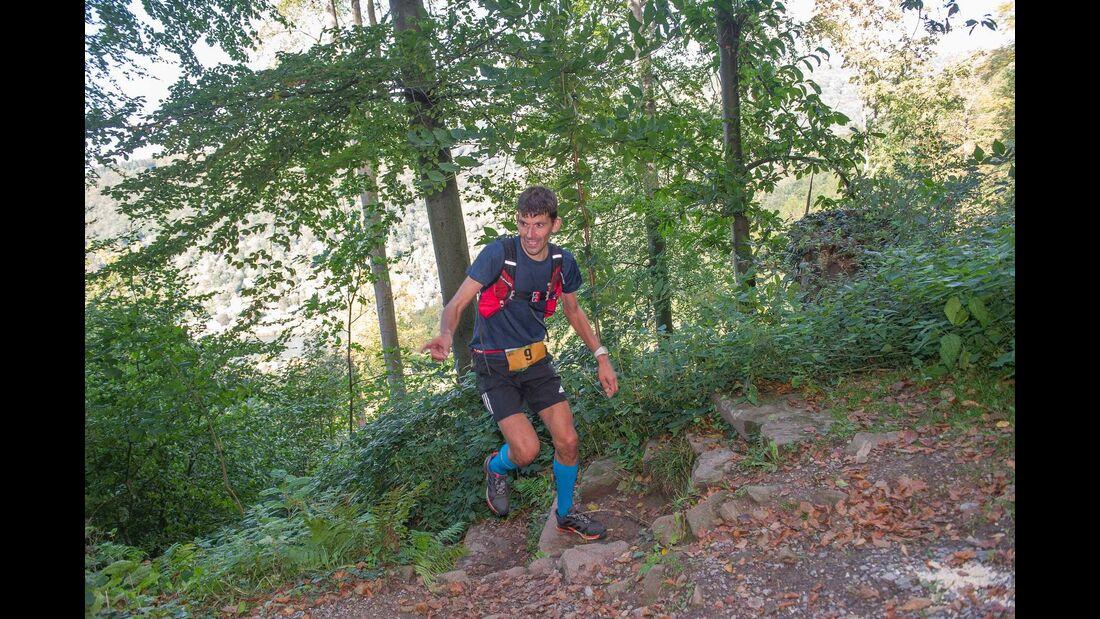 Trail-Marathon Heidelberg 2020