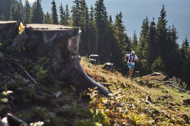 Trailrun Worldmasters Saalbach 2019 Trails
